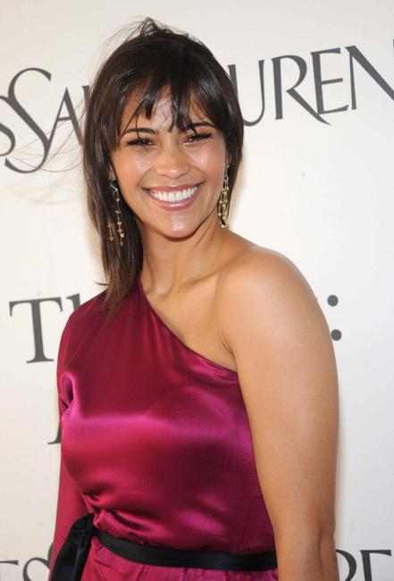 Paula Patton at the opening night of